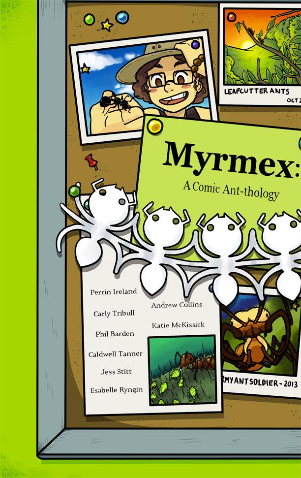 Myrmex Comic