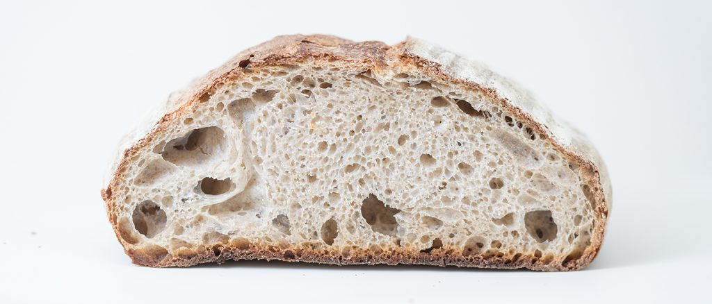 Slice of sourdough